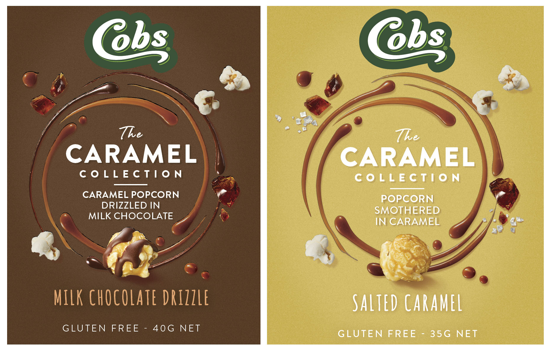 Cobs Popcorn, Ad, FMCG, Packaging, Food styling