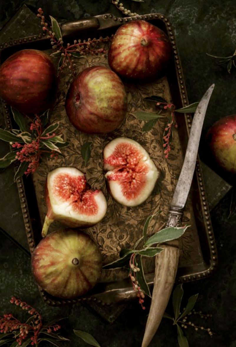 Figs food styling