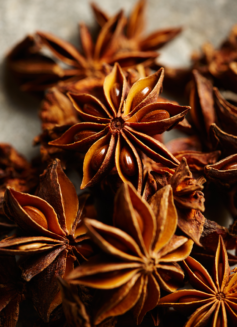 Star Anise Food Styling
